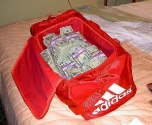 money duffel